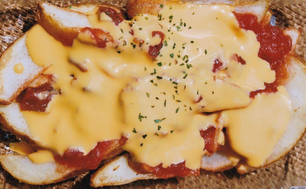 サルサ&チーズポテト