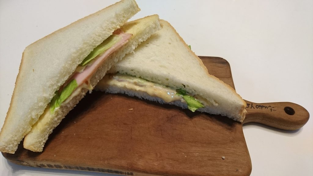 サンドイッチ写真 (2)