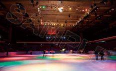 スケートリンク背景